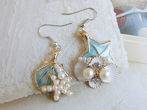 Perhaps the most beautiful and creative earrings I ve ever seen, perfect for causaul or formal occasion, I cant even describe the beauty of it.