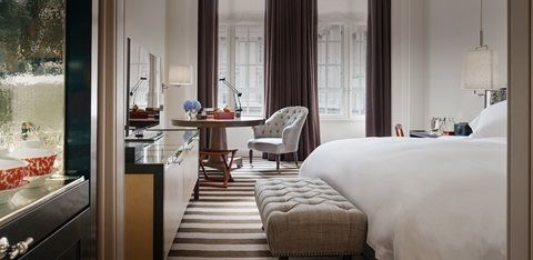 Deluxe Room | Rosewood London