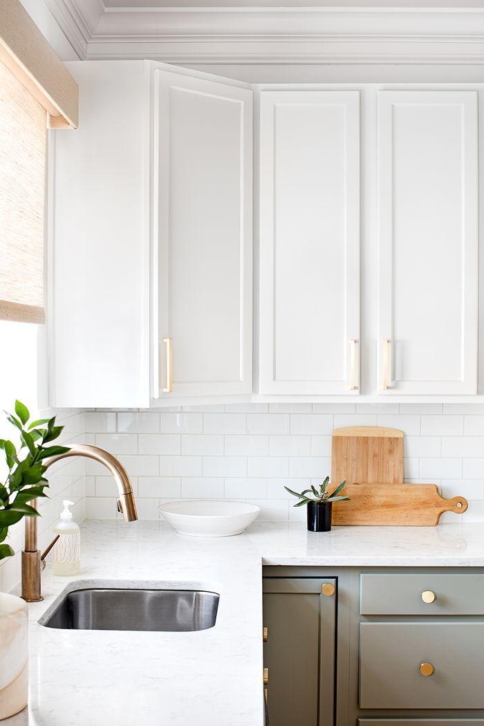 Interior designer Elizabeth Lawson explains how to decorate with Pinterest's number one color in 2018: Sage.