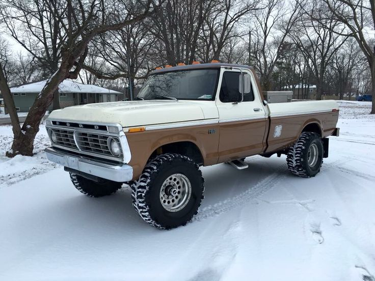 10 images about 70 39 s ford trucks on pinterest ford 4x4 trucks and old ford trucks. Black Bedroom Furniture Sets. Home Design Ideas