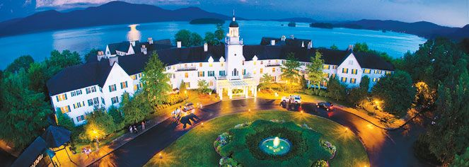 The Sagamore, Bolton Landing, NY | Historic Hotels of America