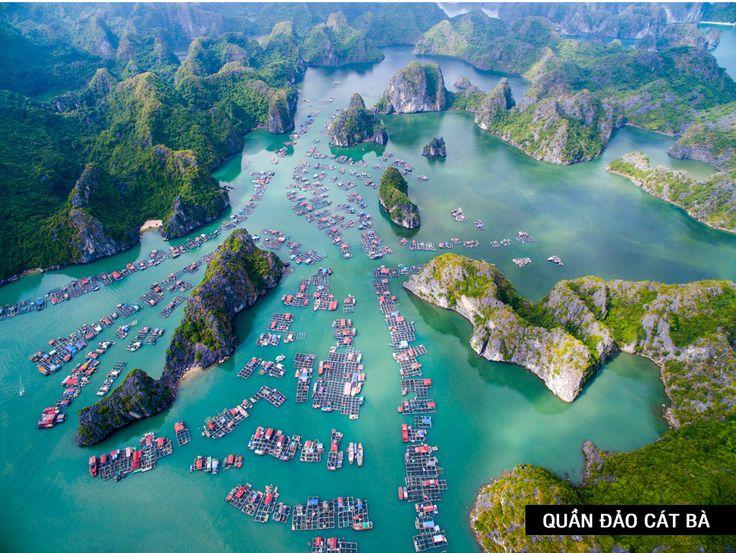 Cat Ba Island - Hải Phòng  #Travel #HaiPhong