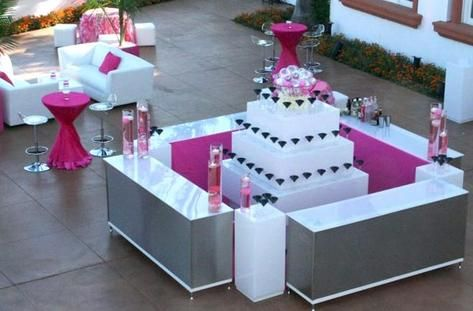 lounge party decor | ... decorations > furniture decoration > Plush Lounge Furniture Rental L.A