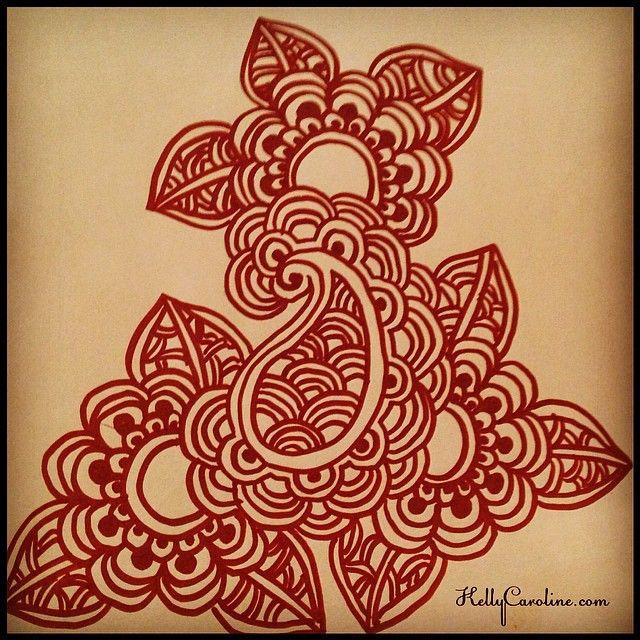 Mehndi Art On Paper : The best henna designs on paper ideas pinterest
