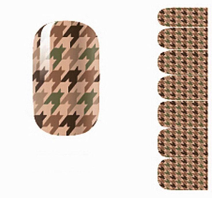 1 Set Pleasantness Popular Hots Nail Art Wraps Sticker Primer Decor Pedicure Designs DIY Glitter Fashion Pattern NO.39 * Visit the image link more details.