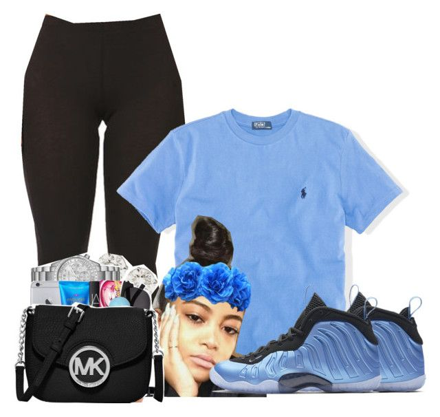 """Untitled #880"" by shegr00vy ❤ liked on Polyvore featuring NIKE"