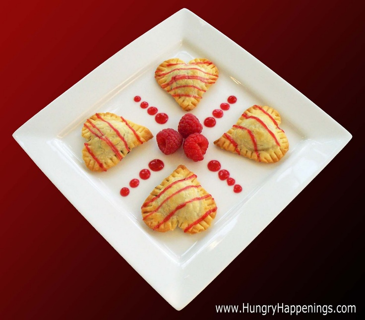 Valentine's Day Recipe - Chocolate Ravioli Hearts