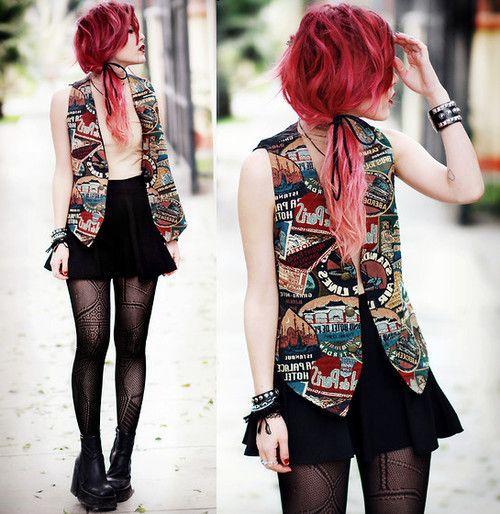 (100+) alternative style | Tumblr | Style Inspiration ...
