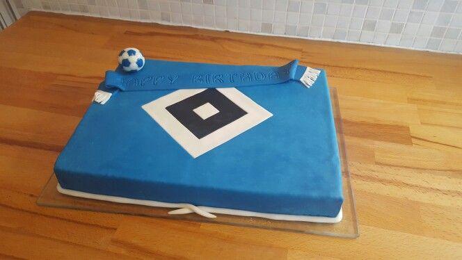 HSV-Torte