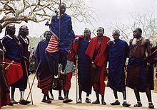 Maasai people - Wikipedia, the free encyclopedia