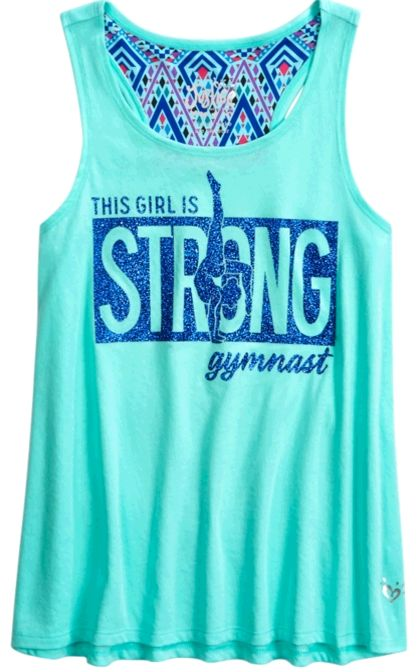 This Girl is Strong Gymnast Shirt                                                                                                                                                                                 More
