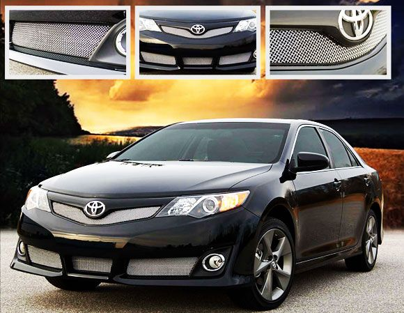 FRONT AND GRILL. Toyota Camry 2012 Review | Where to Get The Cheapest Ones
