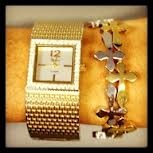 Elegant mixed gold combo