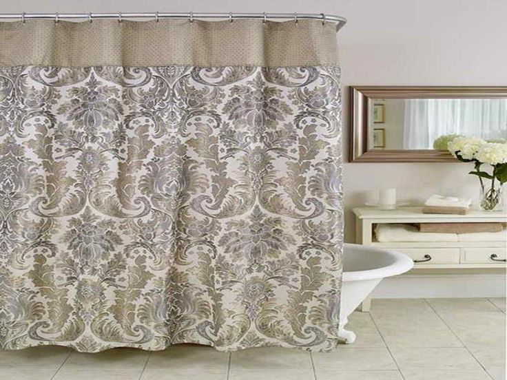 Best 25 Hookless Shower Curtain Ideas On Pinterest