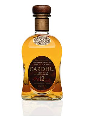Cardhu Scotch Whisky - 12 year old