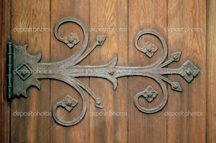 hinges for the gate...love these!
