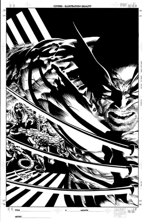 Wolverine, Mike Deodato Jr.