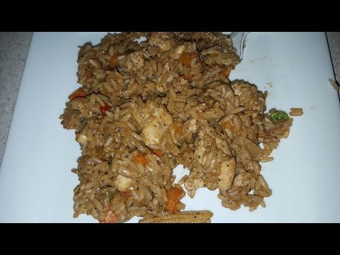 CHICKEN FRIED RICE POWER PRESSURE COOKER XL chinese food