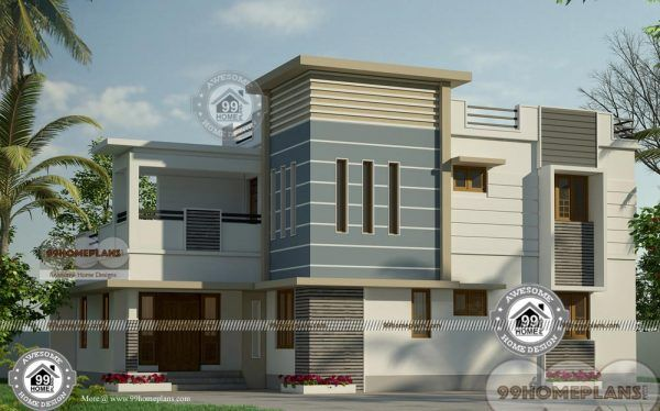 Narrow 3 Bedroom House Plans With Cost Effective Home Design Pictures House Plans Kerala House Design Bedroom House Plans