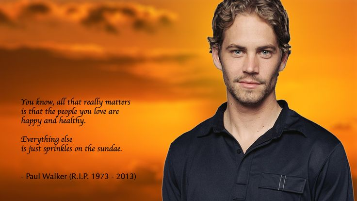 HD Wallpapers Paul Walker high quality and definition