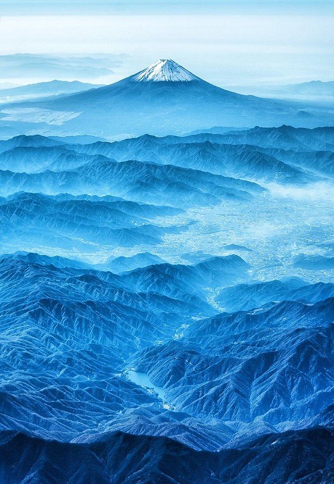 UNESCO World Heritage Site, Mt.Fuji, Japan