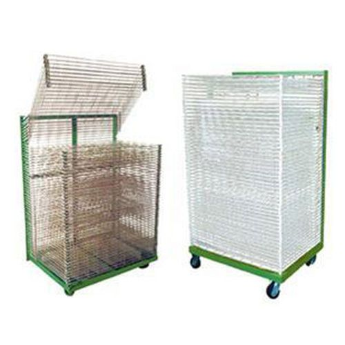 New Screen Printing Equipment Machine Screen Drying Rack ...