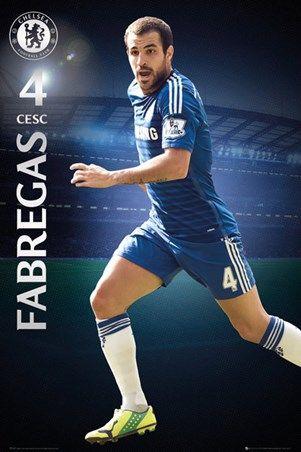 Cesc Fabregas - Chelsea Football Club