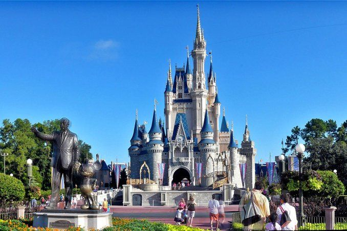 1 Day Magic Kingdom Tickets For A Total Of 76 Only For The First 2 Tickets Promo Period Is From F Disney World Restaurants Orlando Theme Parks Magic Kingdom