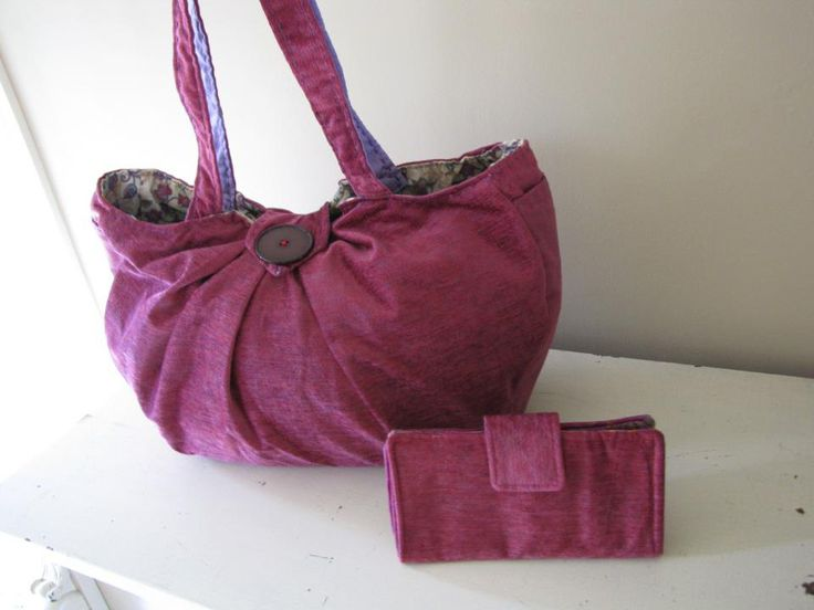 Gypsy xlrg Bag with oversize wallet