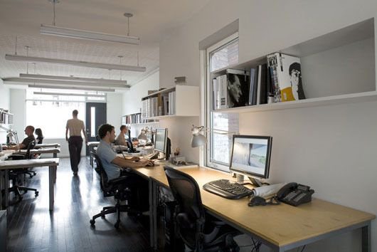 Small office layout office desks pinterest offices for Home office designs and layouts