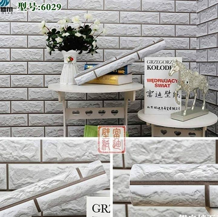Best Readystock Wallpaper Sticker Ukuran 45Cmx10M Harga 1 Roll 640 x 480