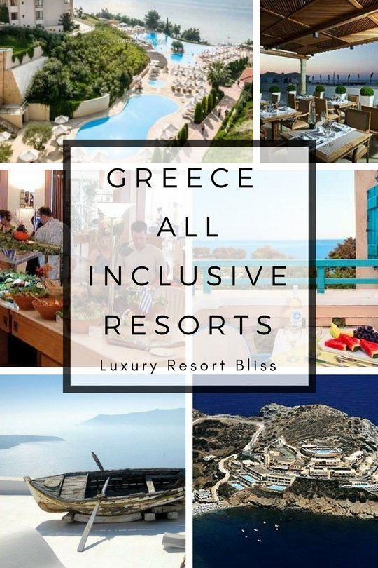 Best 25 all inclusive greece ideas on pinterest list of for Best all inclusive ski resorts