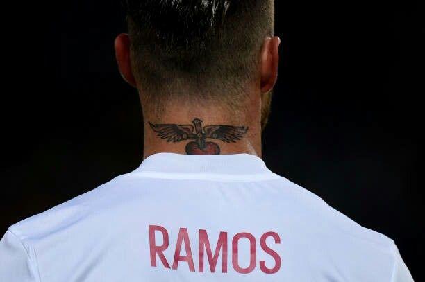 Die besten 25+ Sergio ramos tattoos Ideen auf Pinterest ...