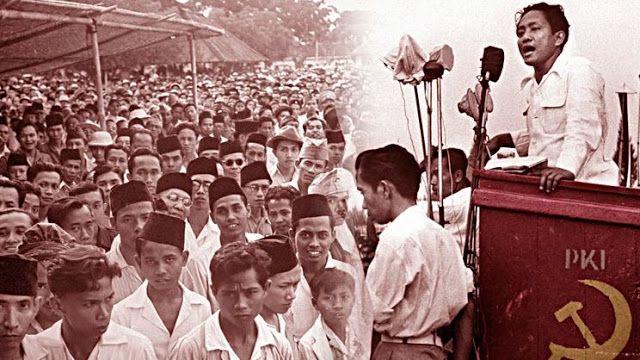 Berita Islam ! Ini Hal Mengerikan yang Bisa Terjadi Jika PKI Menunda Pemberontakannya Lima Tahun... Bantu Share ! http://ift.tt/2ySOT2m Ini Hal Mengerikan yang Bisa Terjadi Jika PKI Menunda Pemberontakannya Lima Tahun  Partai Komunis Indonesia (PKI) memberontak pada tanggal 30 September 1965 hingga dikenal dengan G30S/PKI. Beruntung PKI bisa ditumpas segera setelah pengkhianatan berdarah itu. Sebelum melakukan pemberontakan pada 30 September 1965 PKI mengusulkan pembentukan angkatan kelima…