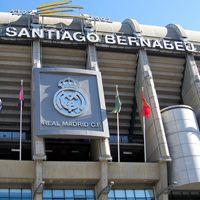 Estadio Santiago Bernabéu Tour, Madrid, Spain