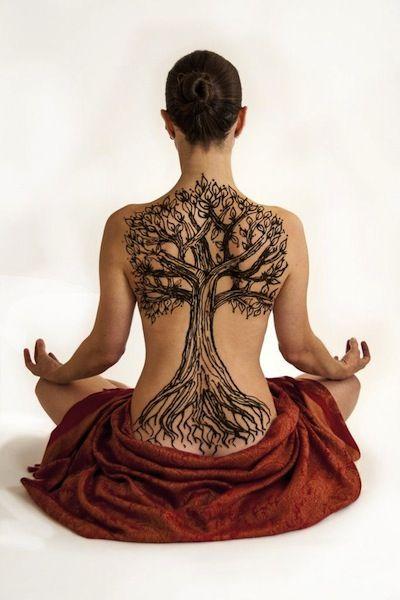 Henna Tattoos - Part 2   EgoDesigns