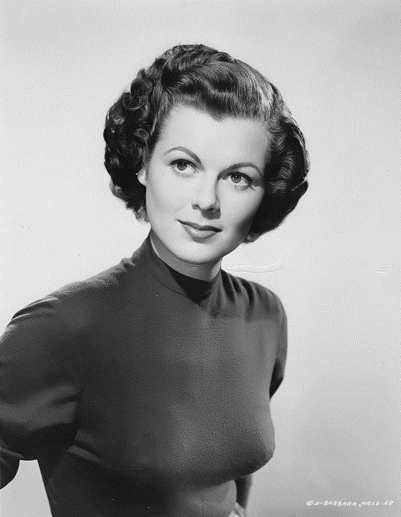 Barbara Hale Nude 6