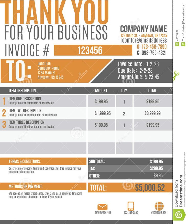 The 25+ best Bill template ideas on Pinterest Family budget - customize invoice