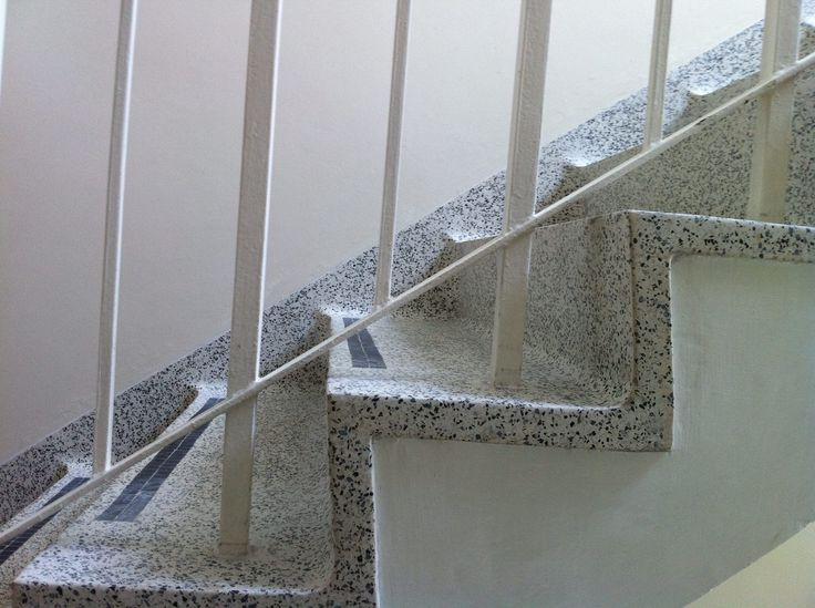 Terrazzo Staircase Cleaner Restoration Brighton And Hove, East Sussex