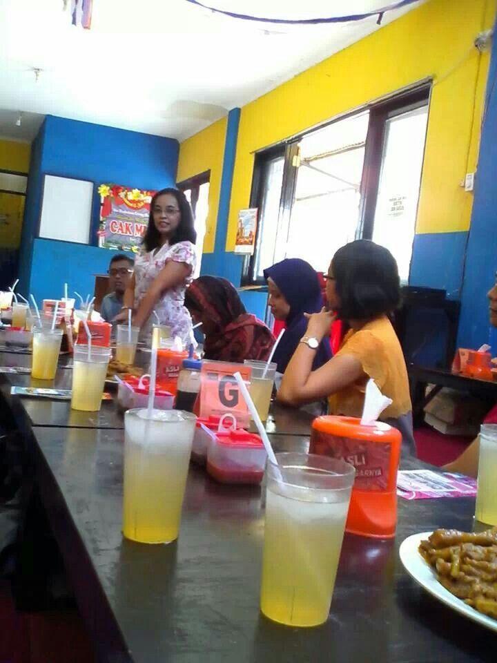 Gathering KAM Lover Community @ Warung Cak Muk Mojokerto