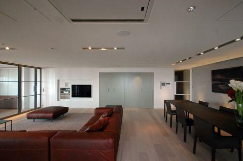 六本木マンション・リノベーション_六本木T邸:カガミ・デザインリフォーム