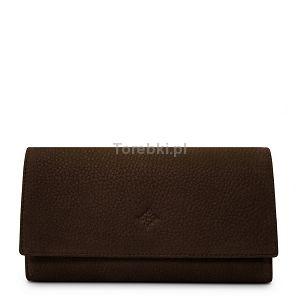 BARADA Skórzany portfel brązowy http://torebki.pl/barada-skorzany-portfel-brazowy.html