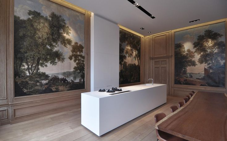 MIYO Studio combines both classic and modern styles on Amsterdam's exclusive Herensgracht, the building was completed in 1666