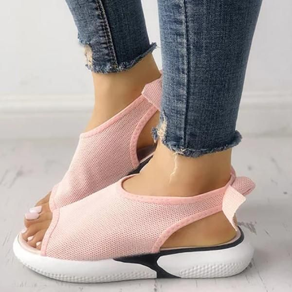 Lacoste Pirle Womens Ladies Fashion Summer Holiday Platform Sandal Off White