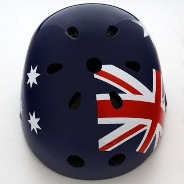 Kiddimoto Helmet Australian Medium