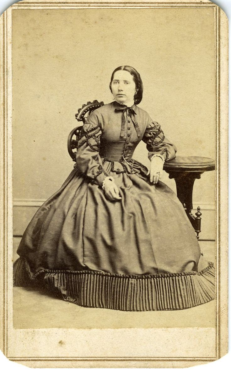 how to make a civil war corded petticoat