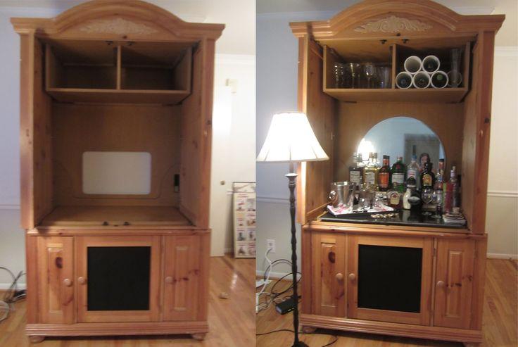 home bar cabinet granite tile and bar cabinets on pinterest built home bar cabinets tv
