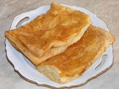 Merdenele - salty cheese pie recipe