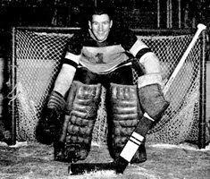 Image result for Orval Tessier Hockey 1954