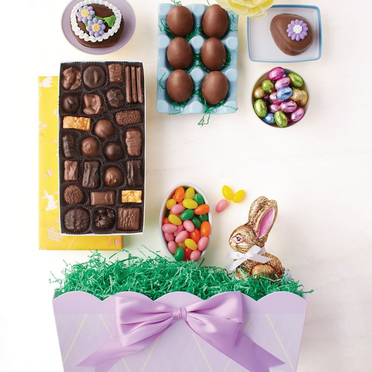 33 best the best candy sees candy images on pinterest sees the most perfect easter basket negle Images